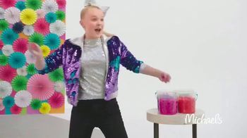 Michaels TV Spot, 'Nickelodeon: Goblies' Featuring JoJo Siwa - Thumbnail 6