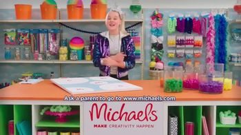 Michaels TV Spot, 'Nickelodeon: Goblies' Featuring JoJo Siwa - Thumbnail 8