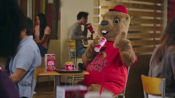Taco John's Sirloin Steak Burrito TV Spot, 'Mascot'