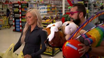 Dollar General TV Spot, 'Snickers: Shopping Trip' Ft. Lana and Rusev - Thumbnail 8