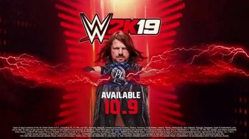 WWE 2K19 TV Spot, 'AJ Styles: Million Dollar Challenge' Featuring AJ Styles