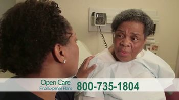 Open Care Insurance Services TV Spot, 'At Peace'