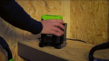 GreenWorks Pro 60-Volt 24-Inch Hedge Trimmer TV Spot, 'Beyond the Ordinary' - Thumbnail 7