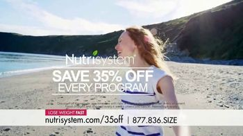 Nutrisystem TV Spot, 'This Is Not a Diet: Save 35 Percent'