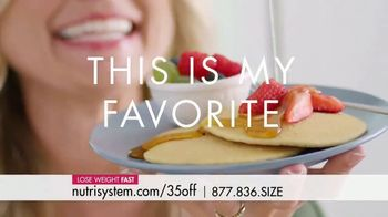 Nutrisystem TV Spot, 'This Is Not a Diet: Save 35 Percent' - Thumbnail 6