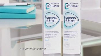 Sensodyne Strong & Bright TV Spot, 'Foundation'