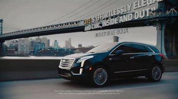 2018 Cadillac XT5 TV Spot, 'Reviews' Song by Barns Courtney