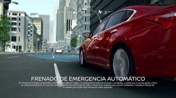 2018 Nissan Altima TV Spot, 'Todos' [Spanish] [T2] - Thumbnail 4