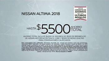 2018 Nissan Altima TV Spot, 'Todos' [Spanish] [T2] - Thumbnail 8