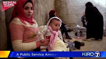 Medical Teams International TV Spot, 'KIRO 7: Broken World'