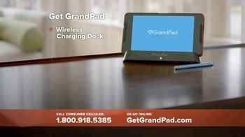 Consumer Cellular GrandPad TV Spot, 'Families are Meant to Be Close' - Thumbnail 6
