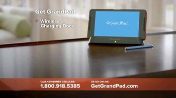Consumer Cellular GrandPad TV Spot, 'Staying Close: Album' - Thumbnail 6