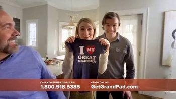 Consumer Cellular GrandPad TV Spot, 'Staying Close: Album' - Thumbnail 9