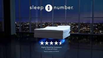 Sleep Number TV Spot, 'Smarter Sleep' - Thumbnail 6
