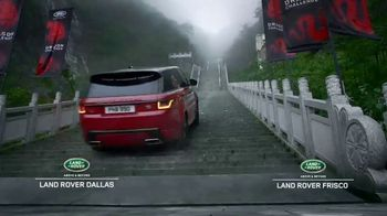 2018 Range Rover Sport TV Spot, \'The Dragon Challenge\' [T2]