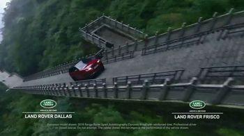 2018 Range Rover Sport TV Spot, 'The Dragon Challenge' [T2] - Thumbnail 4