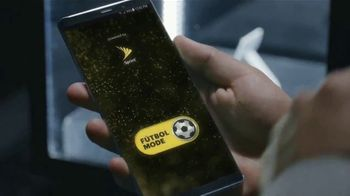 Sprint Fútbol Mode TV Spot, 'Samsung Galaxy S9 a mitad de precio' [Spanish]