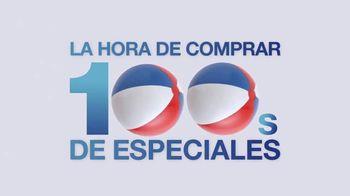 Macy's TV Spot, 'La hora de comprar: trajes, sandalias y cama' [Spanish]