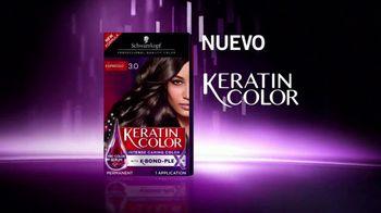 Schwarzkopf Keratin Color TV Spot, 'La revolución' [Spanish] - Thumbnail 4