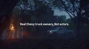 2018 Chevrolet Silverado 1500 TV Spot, 'Scars'