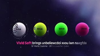 Volvik Vivid Soft TV Spot, 'Evolution' - Thumbnail 5