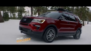 2018 Ford Explorer TV Spot, 'California Smart: In Your Element' [T2] - Thumbnail 3