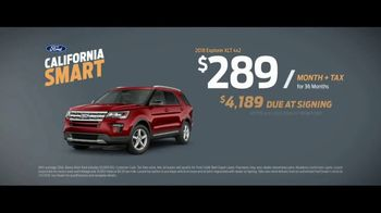 2018 Ford Explorer TV Spot, 'California Smart: In Your Element' [T2] - Thumbnail 4