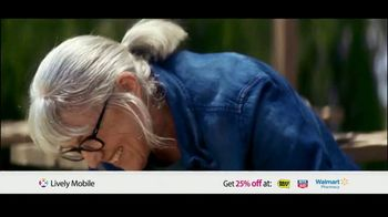 GreatCall Lively TV Spot, 'Rescue Center: Father's Day' Feat. John Walsh - Thumbnail 1