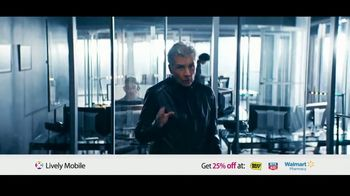 GreatCall Lively TV Spot, 'Rescue Center: Father's Day' Feat. John Walsh - Thumbnail 5