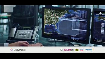 GreatCall Lively TV Spot, 'Rescue Center: Father's Day' Feat. John Walsh - Thumbnail 6