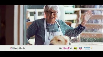 GreatCall Lively TV Spot, 'Rescue Center: Father's Day' Feat. John Walsh - Thumbnail 9