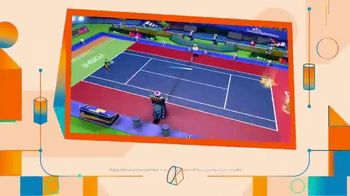Mario Tennis Aces TV Spot, 'Nickelodeon: Now and Wow' - Thumbnail 3