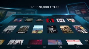 Spectrum On Demand TV Spot, 'Over 40,000 Titles'