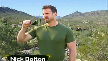 Bell + Howell Tac Glasses TV Spot, 'No Ordinary Sunglasses' - Thumbnail 2