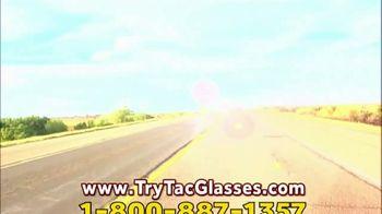 Bell + Howell Tac Glasses TV Spot, 'No Ordinary Sunglasses' - Thumbnail 4