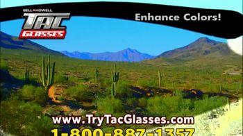 Bell + Howell Tac Glasses TV Spot, 'No Ordinary Sunglasses' - Thumbnail 6
