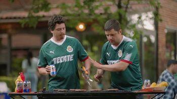Tecate TV Spot, 'Hamburger' - Thumbnail 4