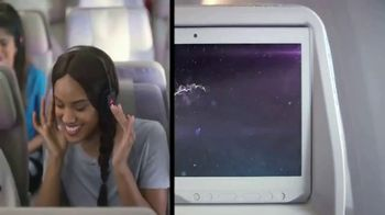 Emirates TV Spot, 'Economy Entertainment' - Thumbnail 2