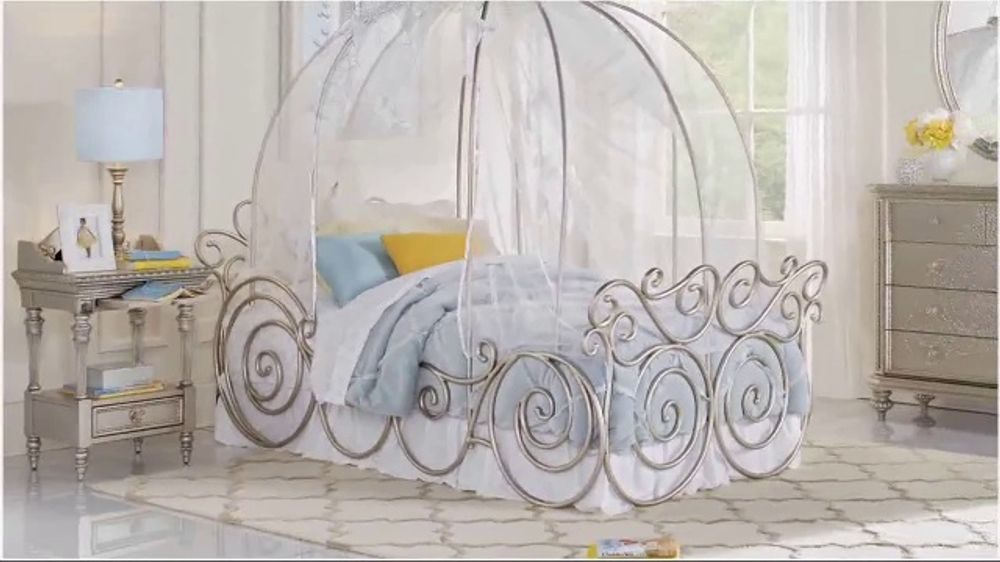 Rooms To Go Kids And Teens Tv Commercial Hot Buys Princess Bedroom Ispot Tv