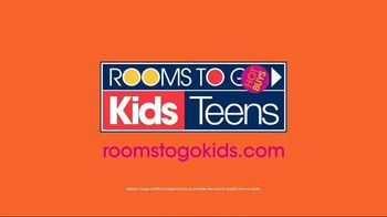 Rooms to Go Kids and Teens TV Spot, 'Hot Buys: Princess Bedroom' - Thumbnail 8