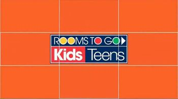 Rooms to Go Kids and Teens TV Spot, 'Hot Buys: Princess Bedroom' - Thumbnail 1