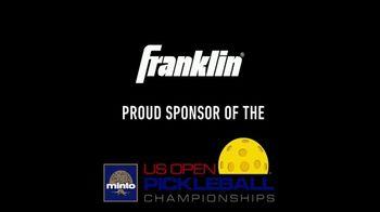 Franklin Sports TV Spot, 'Pickleball Championships' - Thumbnail 1