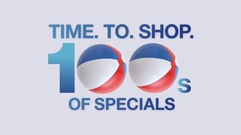Macy's TV Spot, 'Time to Shop: Suits, Sandals and Bedding'
