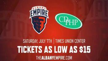 Albany Empire TV Spot, 'Philadelphia Soul' - Thumbnail 8