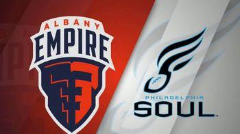 Albany Empire TV Spot, 'Philadelphia Soul' - Thumbnail 4