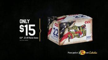 Bass Pro Shops Star Spangled Summer Sale TV Spot, 'Ammo and Pistol' - Thumbnail 4