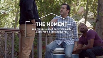 Lowe's TV Spot, 'Good Backyard: Select Grills' - Thumbnail 5