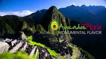 Avocados From Peru TV Spot, 'International Culinary Artistry' - Thumbnail 1