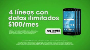 Cricket Wireless TV Spot, 'La reacción' [Spanish] - Thumbnail 8