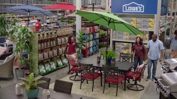 Lowe's TV Spot, 'Good Backyard: Outdoor Power Equipment' - Thumbnail 7